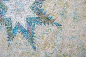 quilt made by Vickie Coykendall
