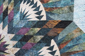 quilt by Merilee MacWilliam