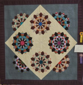 quilt by Sally Mowers
