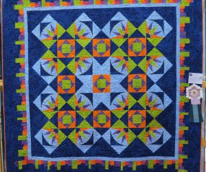 quilt by Karia Strauss