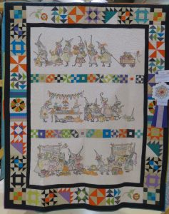 quilt by Mary Beth Gillen