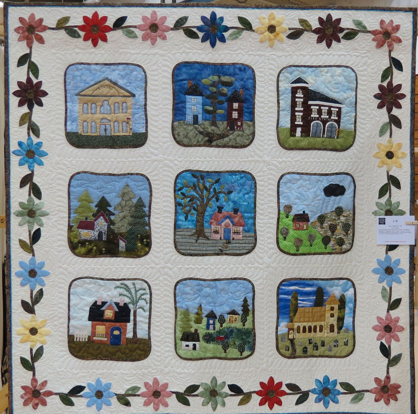 quilt by Pam Schafer