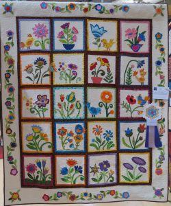 quilt by Debbie Michelucci