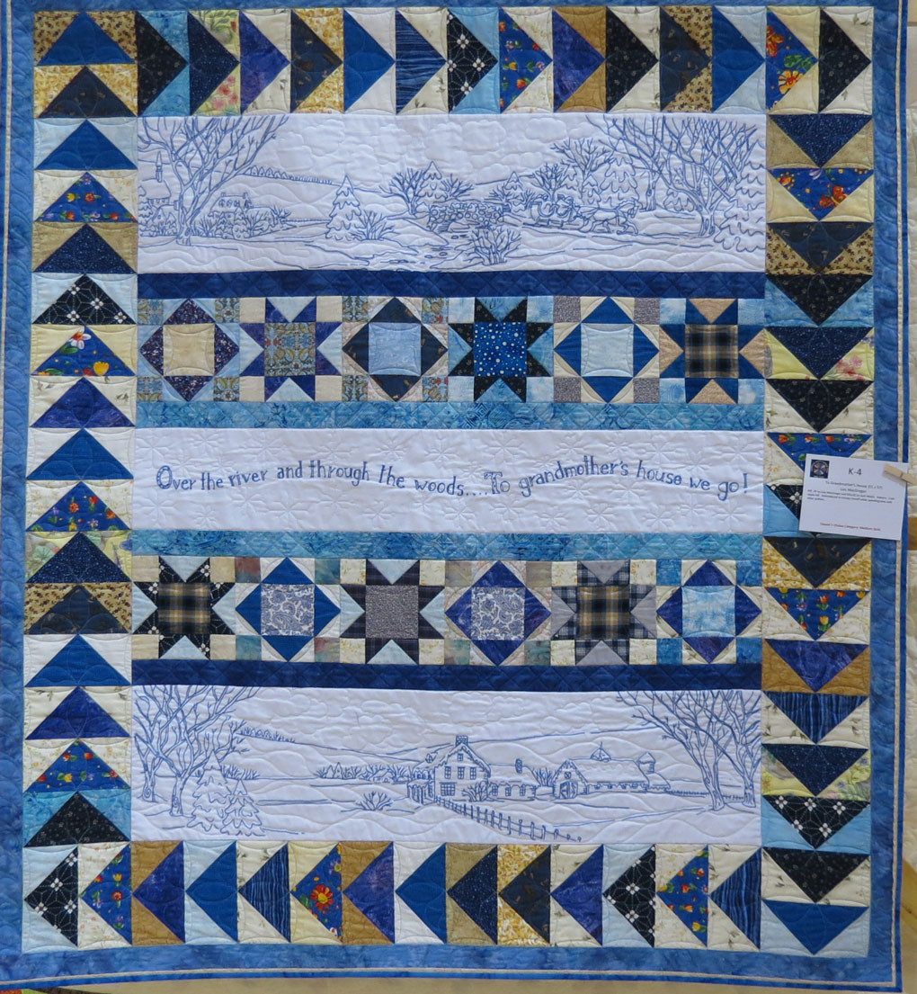 quilt by Lois MacGregor