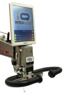 intelliquilter on apqs millenium longarm machine