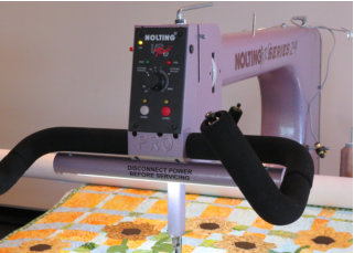 Nolting PRO longarm, Delightful Quilting & Sewing Avon NY